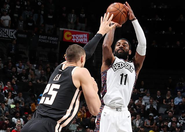 Brooklyn Nets 108-86 Atlanta Hawks