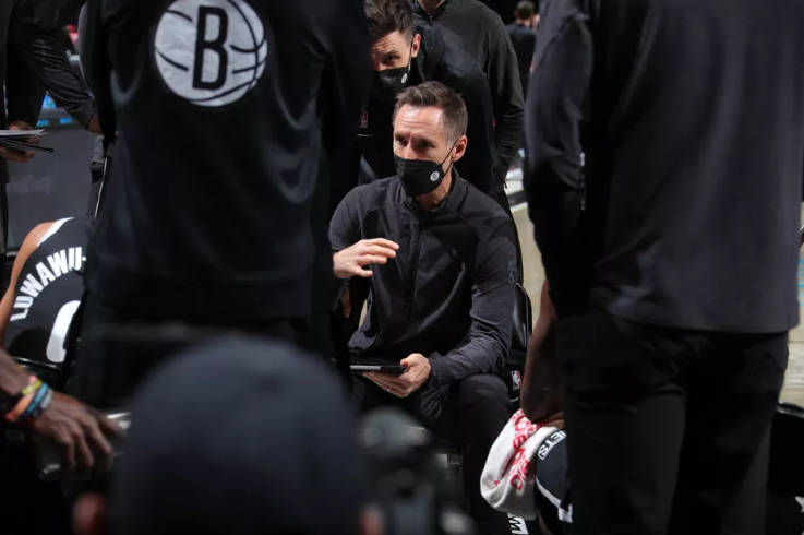 Steve Nash: 'I think we are going to continue to experiment'