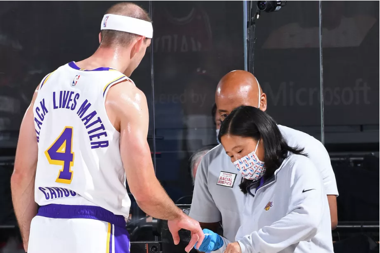 Frank Vogel says Lakers need 'next-man-up mentality' to be ready for health and safety protocol absences
